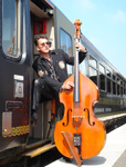 Click to see Steve Tucker Jazz Train photo